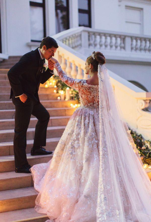 Elegant Winter Wedding Damaris Mia 18 | photography by http://www.damarismia.com