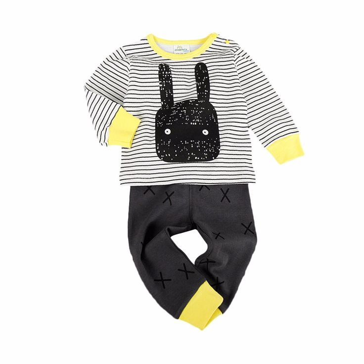 Striped%20Long-Sleeve%20Tee%20%26%20High-Waist%20Pants%20Set%20%282pc-set%29%2C%2059%25%20discount%20%40%20PatPat%20Mom%20Baby%20Shopping%20App