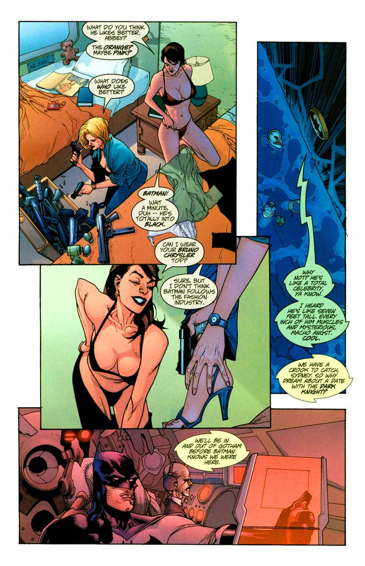 Batman/Danger Girl Full - Read Batman/Danger Girl Full comic online in high quality