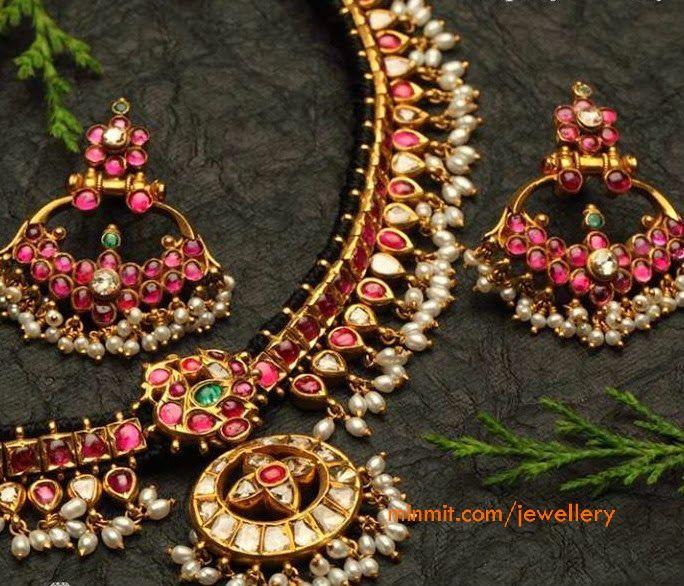 ruby jewellery from arnav