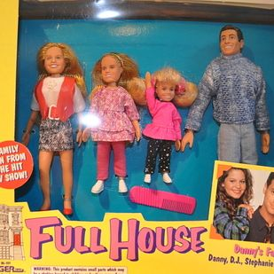 Full House   10 Toy Lines Based On '90s Kids TV Shows That You Might Not Know Existed