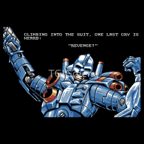 Turrican - One Last Cry