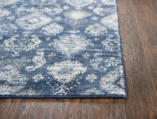 Rizzy Gossamer Gs6827 Blue Area Rug Blue Area Rugs Rugs Area Rugs
