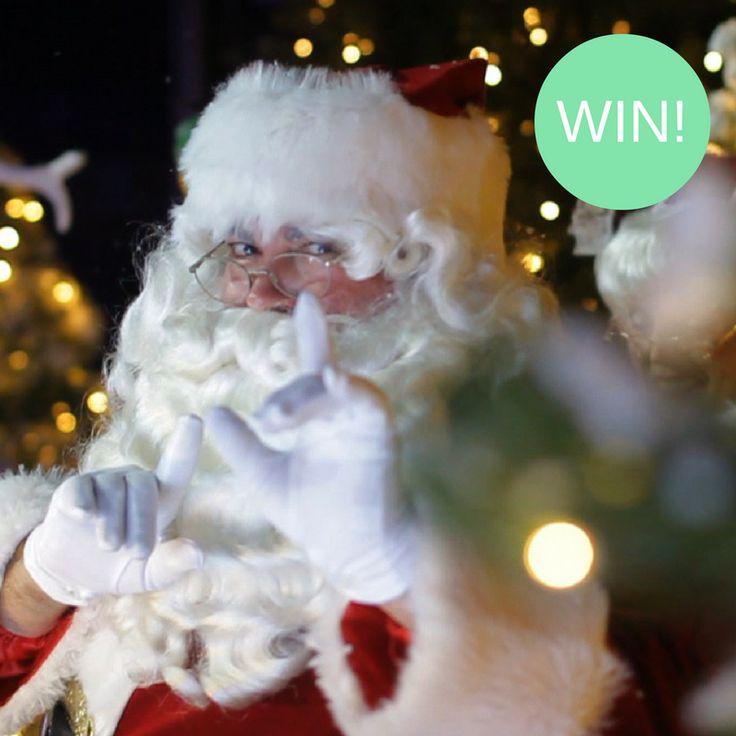 Santa's Magical Kingdom - Giveaway! http://tothotornot.com/2016/10/santas-magical-kingdom/