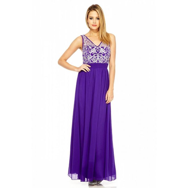 purple-and-silver-embellished-maxi-dress-