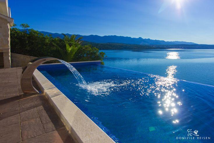 Exceptional Luxusvilla In Kroatien Mit Privatem Strand, Pool Und Service Direkt Am Meer