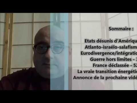 Commentaire de l'actualité par Michel Drac