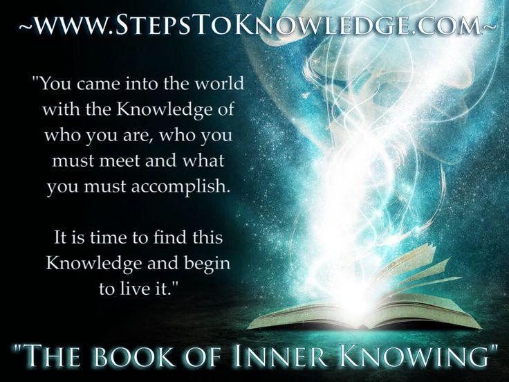 Steps to knowledge www.StepsToKnowledge.com