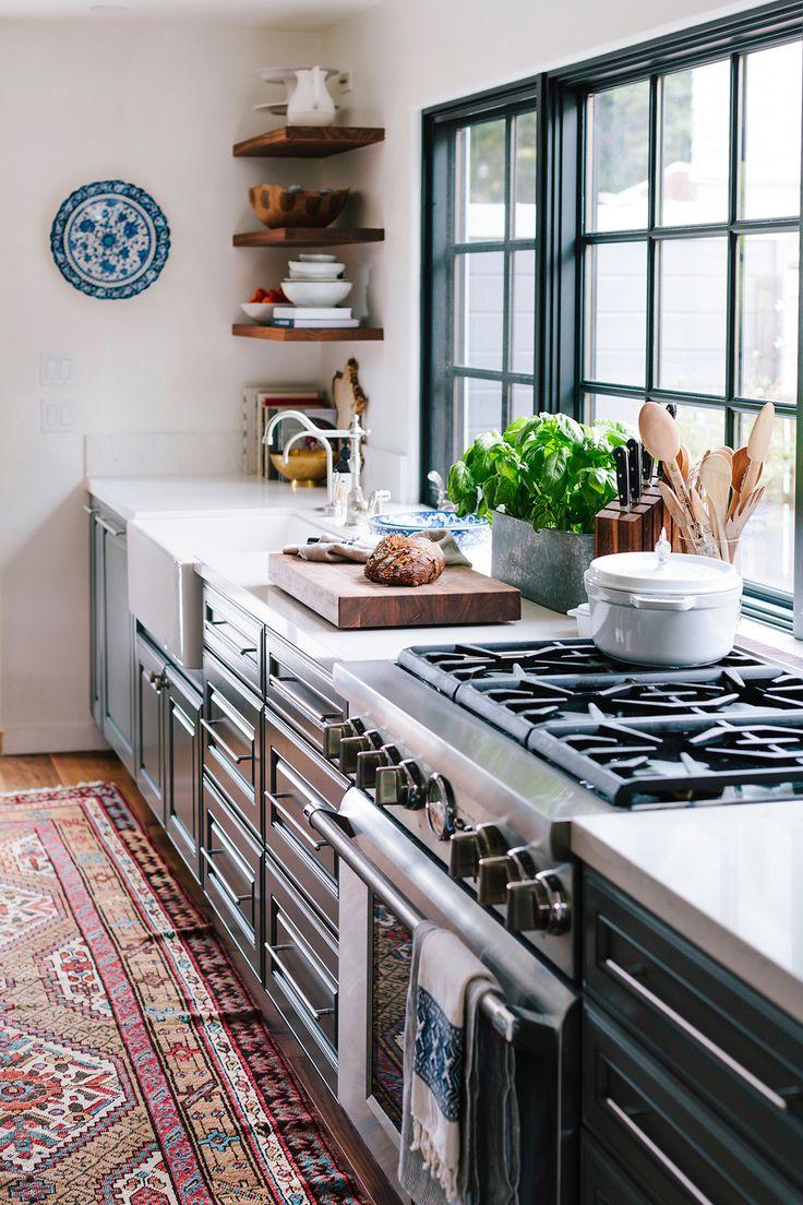 Corner window kitchen sink   best homey images on pinterest  bedroom ideas home ideas and