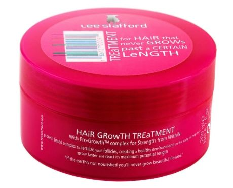 Hair growth treatment for hair that wont grow beyond a certain length. You know who you are (me included) LOL!