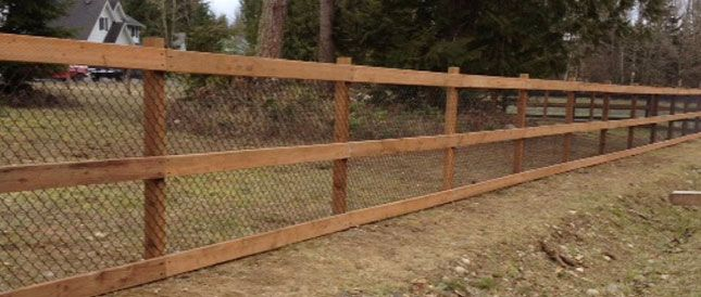 Wooden Farm Fences Google Search With Farm Fencing Wire