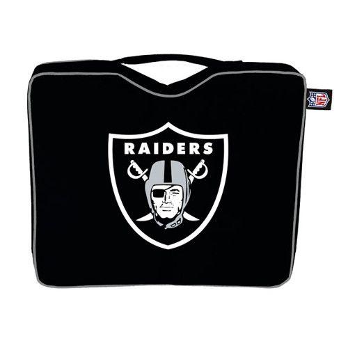 Oakland Raiders NFL Bleacher Cushion