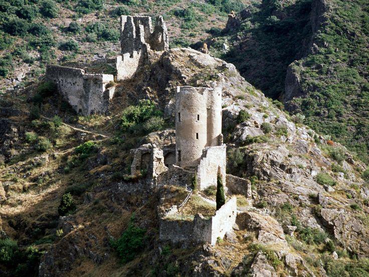 Croisade contre l'hérésie en pays cathare : Geo.fr