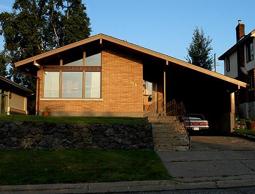 1000 Images About Mid Century Modern Carports On
