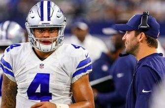 3. Dak Prescott emerges for Cowboys