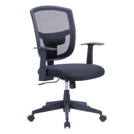 Darius Adjustable Mesh Office Chair, Black