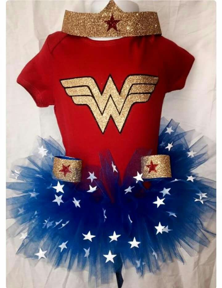 Wonder Woman adorable