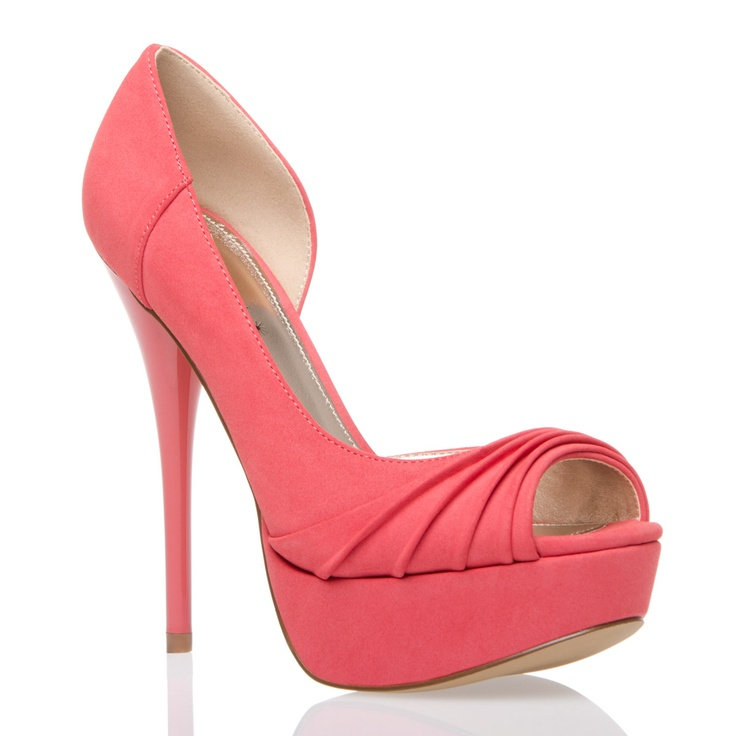 1000+ Ideas About Coral Heels On Pinterest