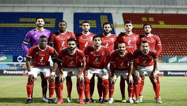 تشكيلة النادي الأهلي اليوم ضد طنطا في الدوري المصري موقع سبورت