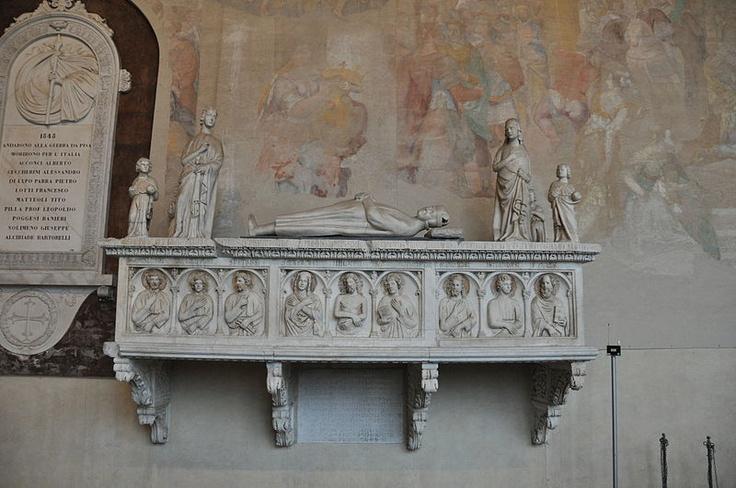 Della Gherardesca's family tomb- Pisa Italy
