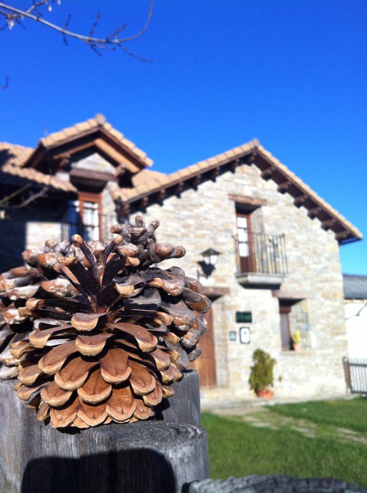 Casa rural El Fragín, navidad 2014