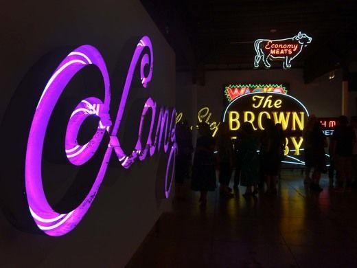 Museum of Neon Art – Glendale, California | Atlas Obscura