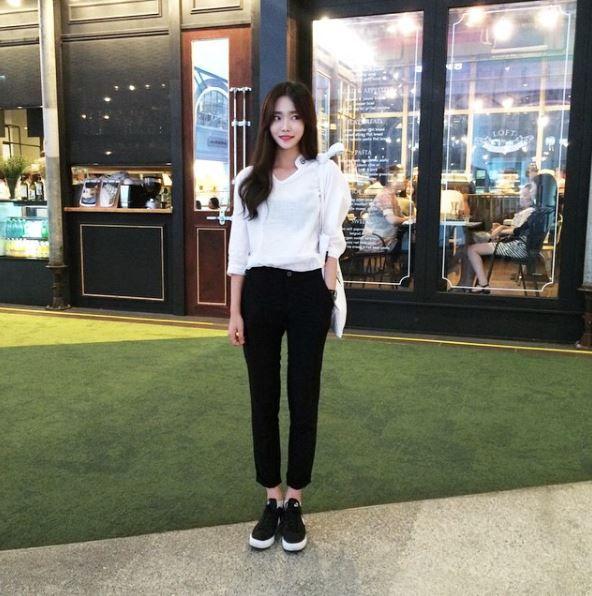 Корейский Ulzzang Мода | Официальный корейской моды