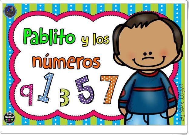 """""""Pablito y los números"""" (Cuento de Star Leyva)"""