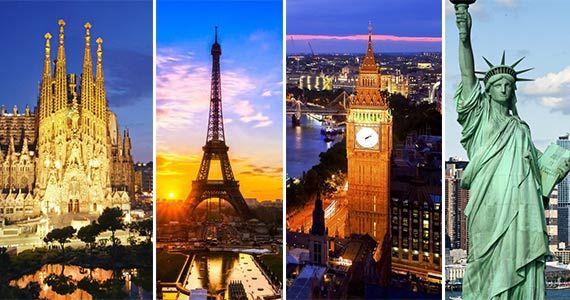 Win a Destination Trip with DK Eyewitness Travel