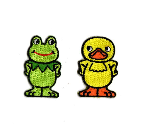 GA-KO Kerotan Frog Metal Gear Solid Patch Set by ZanzibarLand