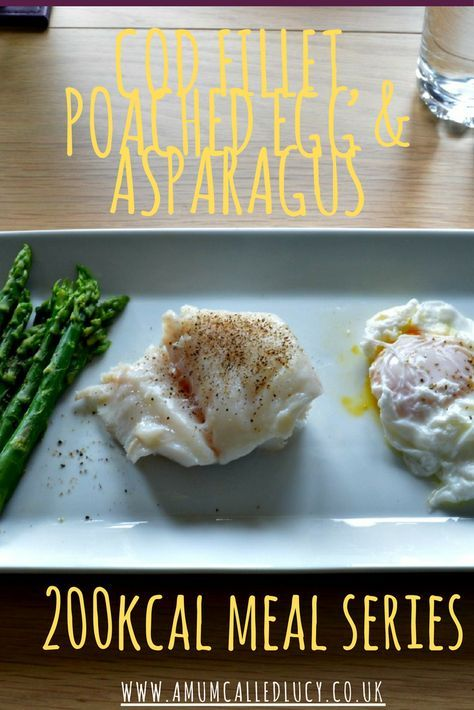 As you may know, I am following the Cambridge Weight Plan on Step 2 and I'm making good progress. I thought I would share my top 7 200 calorie meal ideas with you. This is my recipe for Cod, Poached Egg & Asparagus. You can find all of the other recipes here in my roundup …