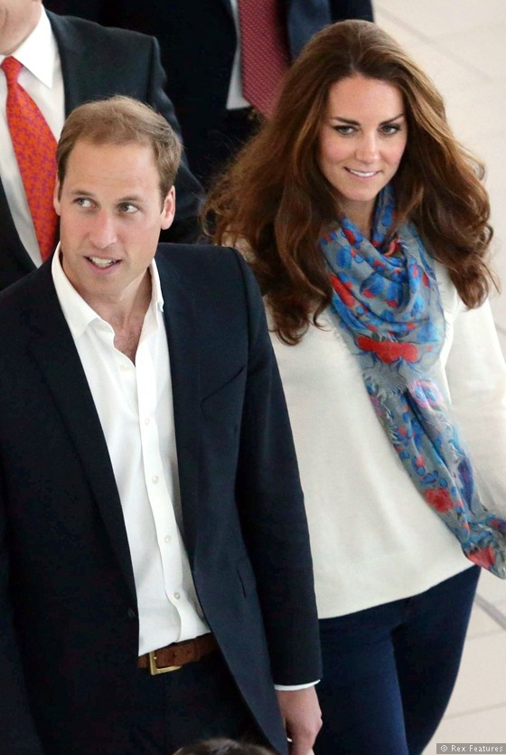 All The Pictures From Kate Middleton And Prince William's Tour Of Asia - Sky Living HD