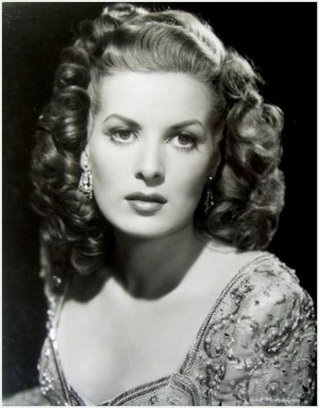 Maureen O'Hara-One of my favorite classic movie stars.They don't get much more beautiful than this.