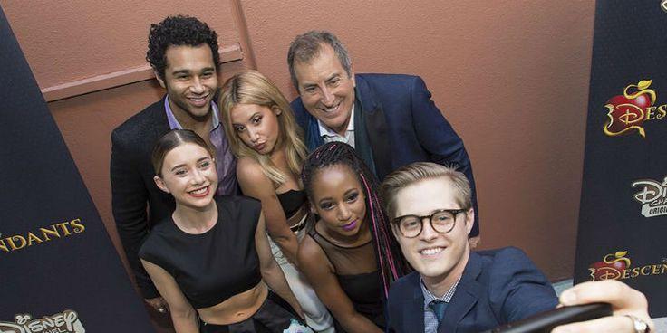 High School Musical Stars Reunite at Kenny Ortega's  Descendants Premiere - http://www.movienewsguide.com/high-school-musical-stars-reunite-kenny-ortegas-descendants-premiere/77840