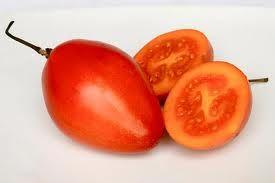 El tomate de árbol, fruta rica en vitaminas A, B6, C y E