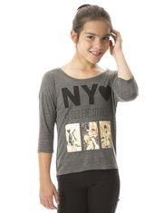 Offset Printed Tee-shirt for Girls