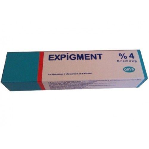 Expigment Hydroquinone 4 Skin Bleaching, Lightening, Melasma