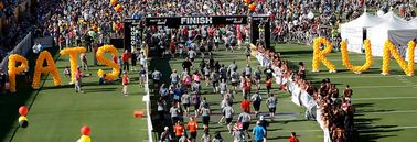 Sun Devils support Pat's Run with shadow runs across US | ASU News I WILL BE JOGGING THAT DAY - WILL YOU??  2014 race is on.