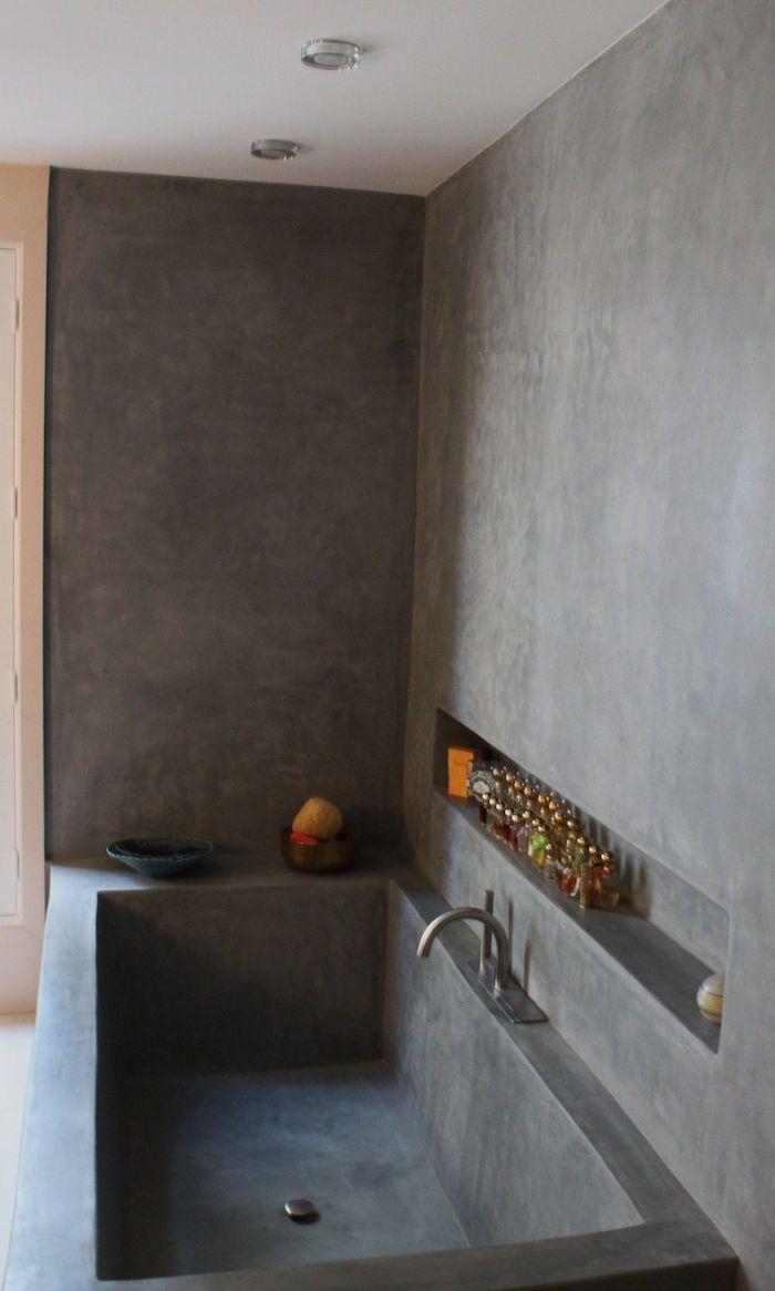 Salle de bain sans carrelage – des alternatives possibles | My ...