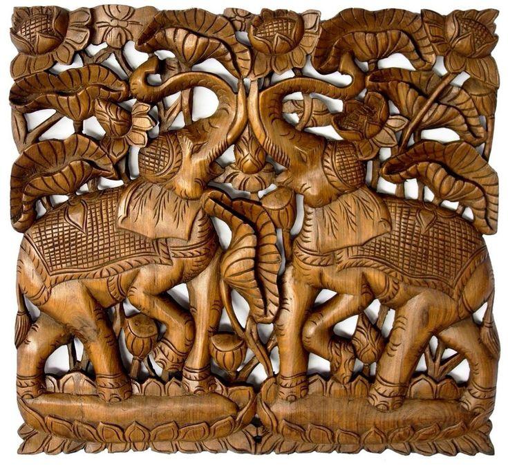 фото индийская резьба по дереву интересные