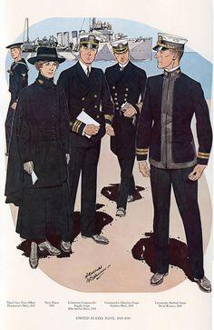 MINIATURAS MILITARES POR ALFONS CÀNOVAS: UNIFORMES de la Marina de los EE.UU…