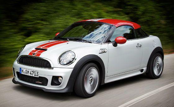 Mini Cooper Coupe  #car #sportcar #top10