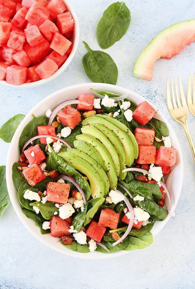 Best 20+ Spinach Salads ideas on Pinterest | Spinach salad ...