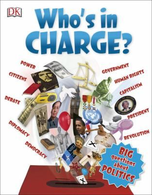 Introduces politicians and how laws are made, what happens in government, and how the reader can get involved.