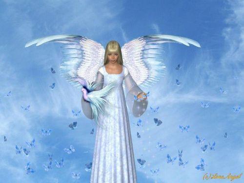 Angel Wallpaper - angels Wallpaper