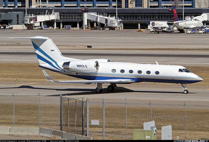 Gulfstream Aerospace G-IV Gulfstream IV - Untitled   Aviation Photo #4326133   Airliners.net