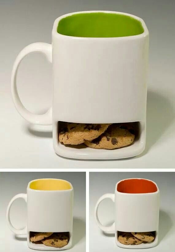 YES! Perfect for tea and biscuits!