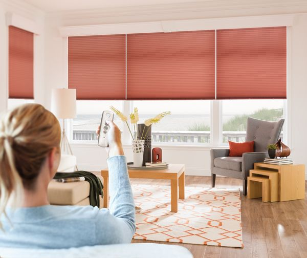Best 25 motorized blinds ideas on pinterest motorized for Bali blinds motorized remote control