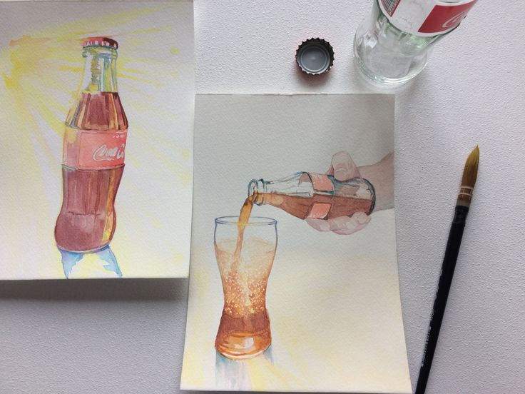 #watercolor #sketch #sketching #art #painting #artist #illustration #image #picture #view #print #sketchbook #passion #drawing #draw #stilllife #stilllifepainting #life #mood #drink #bottle #glass #sunlight #view