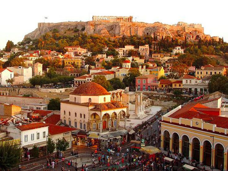 75 million euro plan to transform Athens into a more accessible city